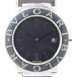 BVLGARI ブルガリ ブルガリ ブルガリ 腕時計 ウォッチ BB26SS シルバー ステンレススチール(SS)