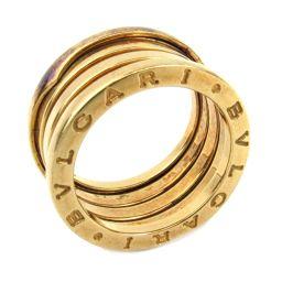 BVLGARI ブルガリ B-zero1 ビーゼロワン リング 指輪 Mサイズ ゴールド K18YG(750) イ
