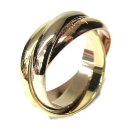 Cartier Cartier Trinity Ring Ring Gold Three Gold [Used] [Rank A] Ladies