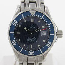 OMEGA オメガ シーマスター ウォッチ 腕時計 2583.80 シルバー ステンレススチール(SS) 【中古】