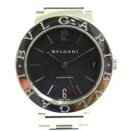 BVLGARI ブルガリ ブルガリ ブルガリ ウォッチ 腕時計 BB33SS AUTO シルバー ステンレススチー