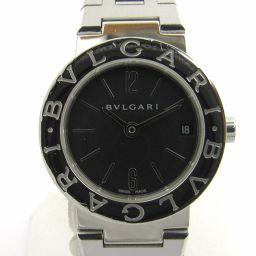 BVLGARI ブルガリ ブルガリ ブルガリ 腕時計 ウォッチ BB23SS シルバー ステンレススチール(SS)