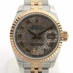 ROLEX ロレックス デイトジャスト ウォッチ 腕時計 179171IV ランダム番 シルバー ステンレススチ