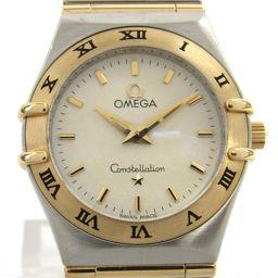 OMEGA オメガ コンステレーション ウォッチ 腕時計 123.20.27.60.02.002 シルバー K18