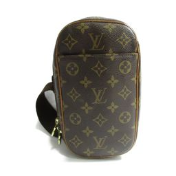 LOUIS VUITTON ルイヴィトン ポシェット・ガンジュ ボディバッグ ウエストバッグ M51870 モノグ