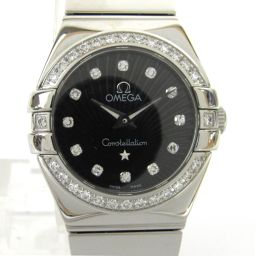 OMEGA オメガ コンステレーション ウォッチ 腕時計 123.15.24.60.51.002 シルバー ステン