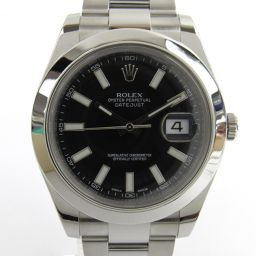 ROLEX ロレックス デイトジャス2 ウォッチ 腕時計 116300 シルバー ステンレススチール(SS) 【中
