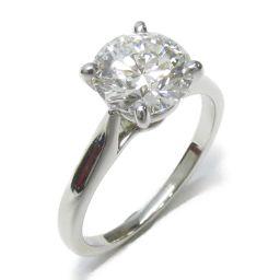 Cartier カルティエ ダイヤモンド リング 指輪 クリアー PT950 プラチナ  x ダイヤモンド(1.5