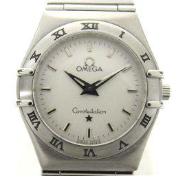 OMEGA オメガ コンステレーション ウォッチ 腕時計 1572.30 シルバー ステンレススチール(SS) 【