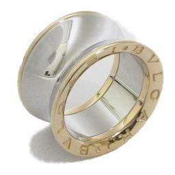 BVLGARI ブルガリ アニッシュ・カプーア B-zero1 ビーゼロワン リング 指輪 シルバー x ゴールド
