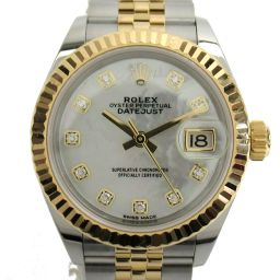 ROLEX Rolex Datejust 10P Diamond Watch Watch 179173NG Gold K18YG (7