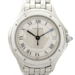 Cartier Cartier Panthere SM Watch Watch Silver Stainless Steel (SS) [Used] [Run]