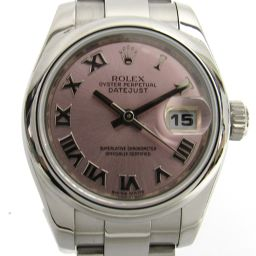 ROLEX Rolex Datejust Watch Wristwatch 179160 Silver Stainless Steel (SS) [