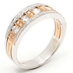DAMIANI ダミアーニ ベルエポック ダイヤモンド リング 指輪 クリアー K18WG(750) ホワイトゴー