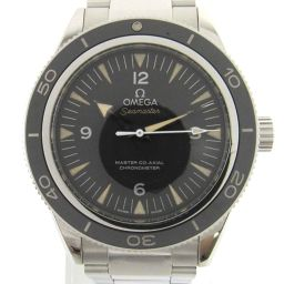 OMEGA オメガ シーマスター コーアクシャル ウォッチ 時計 233.30.41.21.01.001 ブラック
