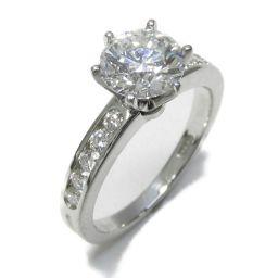 TIFFANY&CO ティファニー ダイヤモンド リング 指輪 クリアー PT950 プラチナ  x ダイヤモンド