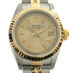 ROLEX Rolex Datejust Watch Watch 69173 87th Gold K18YG (750) Yellow