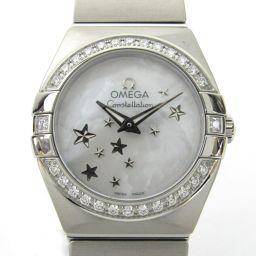 OMEGA オメガ コンステレーション ダイヤベゼル ウォッチ 腕時計 123.15.24.60.05.003 シ