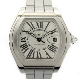 Cartier カルティエ ロードスター ウォッチ 腕時計 W6206017 シルバー ステンレススチール(SS)