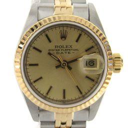 ROLEX ロレックス デイトジャスト ウォッチ 腕時計 69173 82番 ゴールド K18YG(750)イエロ