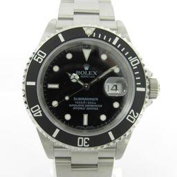 ROLEX ロレックス サブマリーナ ウォッチ 腕時計 16610 Z番 シルバー ステンレススチール(SS) 【