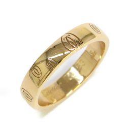 Cartier カルティエ ハッピーバースデー リング 指輪 ゴールド K18PG(750) ピンクゴールド 【中
