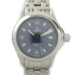 OMEGA オメガ シーマスター ウォッチ 腕時計 2571.83 シルバー ステンレススチール(SS) 【中古】