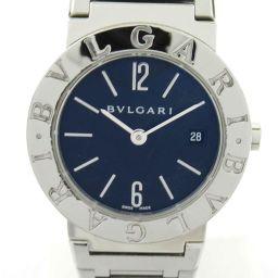 BVLGARI ブルガリ ブルガリ ブルガリ ウォッチ 腕時計 BB26SSD シルバー ステンレススチール(SS