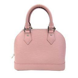 LOUIS VUITTON Louis Vuitton Alma BB 2 way shoulder bag M41327 Rose Valerine Et