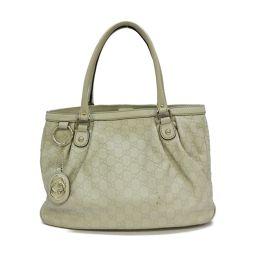 GUCCI Gucci Handbag 296835 Ivory Cowhide (calf) [Used] [Rank B] Ladies