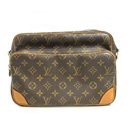 LOUIS VUITTON Louis Vuitton Nile Shoulder Bag M45244 Monogram Monogram [pre]