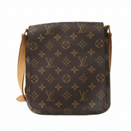 LOUIS VUITTON Louis Vuitton Musette Salsa Long Shoulder Bag M51387 Monogram