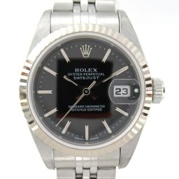 ROLEX Rolex Datejust Watch Wristwatch 79174 Y number Silver K18WG (750) White