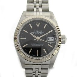 ROLEX Rolex Datejust Watch Watch No. 79174 A Silver K18WG (750) White