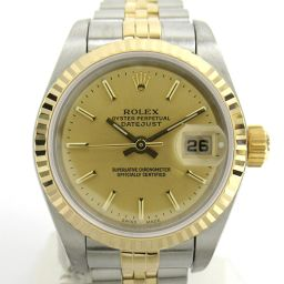 ROLEX Rolex Datejust Watch Watch 79173 Gold K18YG (750) Yellow