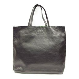PRADA Prada Reversible Tote Bag Black Cowhide (calf) [Used] [Rank B] ​​Men / Women