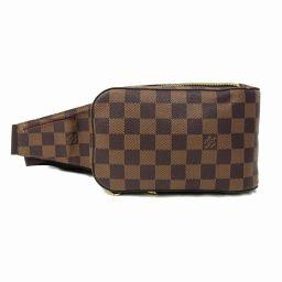 LOUIS VUITTON Louis Vuitton Jeronimos Waist Bag Body Bag N5 1994 Damier Damier