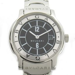 BVLGARI BVLGARI Solo Tempo Watch Watch ST35S Silver Stainless Steel (SS) [Pre]