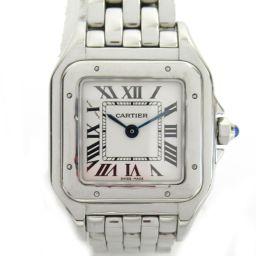 Cartier カルティエ パンテールSM ウォッチ 腕時計 WSPN006 シルバー ステンレススチール(SS)