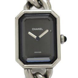 CHANEL シャネル プルミエールM レディースウォッチ 腕時計 H0452 シルバー ステンレススチール(SS