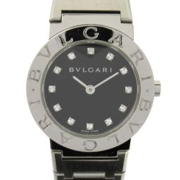 BVLGARI Bulgari Bulgari Bulgari Watch Watch BB26 SS Silver Stainless Steel (SS)