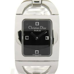 Dior Christian Dior watch watch watch D78-108 silver stainless steel (SS)