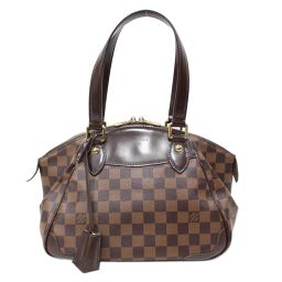 LOUIS VUITTON ルイヴィトン ヴェローナPM ショルダーバッグ N41117 ダミエ ダミエ 【中古】