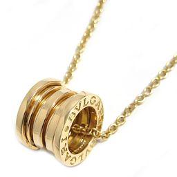 BVLGARI Bvlgari B-zero1 B zero one necklace gold K18PG (750) pink gold