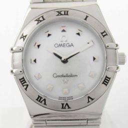 OMEGA オメガ コンステレーション ミニ マイチョイス ウォッチ 腕時計 1561.71 シルバー ステンレス
