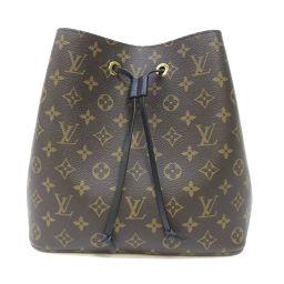 LOUIS VUITTON Louis Vuitton neonoe shoulder bag M44020 noir monogram [pre]