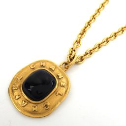 CHANEL Chanel Necklace Gold GP [Used] [Rank A] Ladies