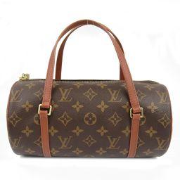 LOUIS VUITTON Louis Vuitton Papillon (old) PM Shoulder bag M51 366 monogram monogram