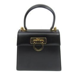 Salvatore Ferragamo Salvatore Ferragamo 2way shoulder bag 21293 black