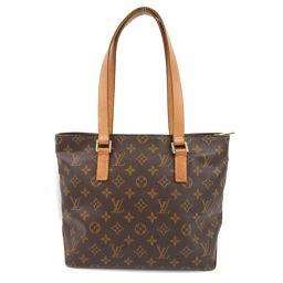 LOUIS VUITTON Louis Vuitton Hippo / Piano Tote Bag M51148 Monogram Monogram 【Used